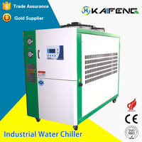 Brand New water cooled chiller system diagram