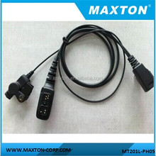 surveillance kit earpiece for HYT PD705 & PD785 ear plug walkie talkie