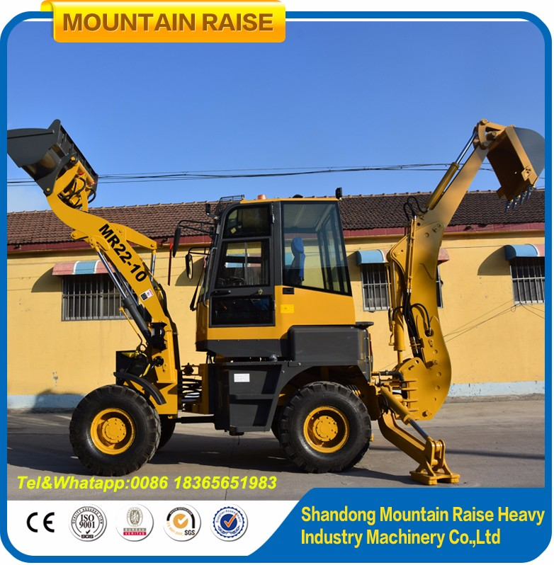 High Quality Wholesale Mini Backhoe Loaders With Lower Price