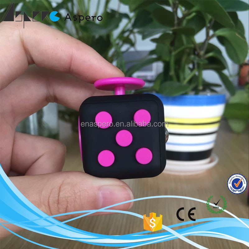 Hot Selling magical cube Relieves Stress And Anxiety cube fidget cube