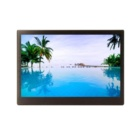 7 inch IPS panel portable tv and computer lcd monitor with VGA/HD/DVI/AV interface