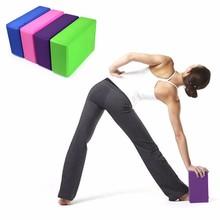 Top quality non smell foam EVA exercise roller fitness thicken high-density Pilates yoga brick block