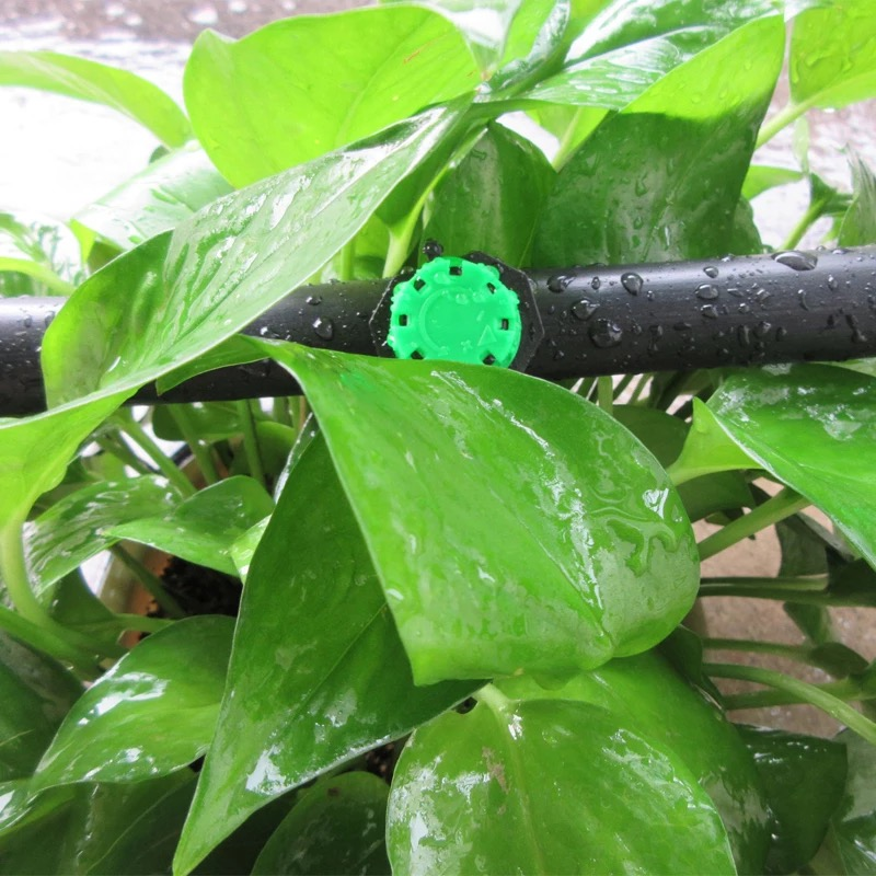 360 degree Plastic Adjustable Irrigation Dripper of Watering System