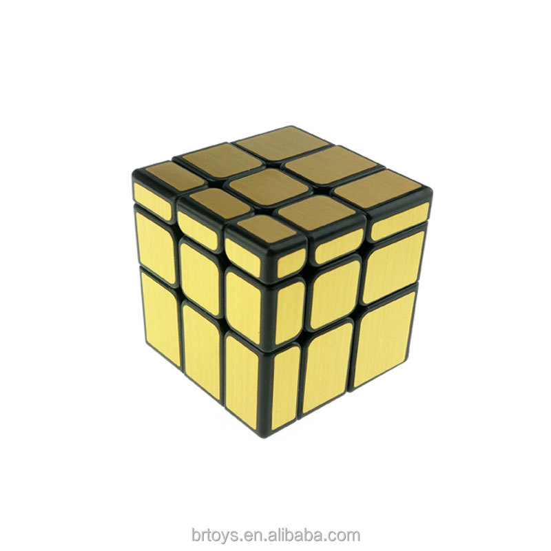 2019 New Products Moyu Iq Improve Toy Moyu Mirror Cube Puzzle Irregular Cube With Gold And Sliver Color For Choose Buy Mirror Cube Puzzle Moyu Mirror Cube Puzzle Plastic Mirror Cube Puzzle Product