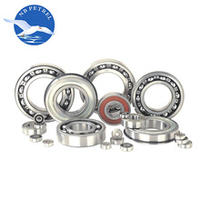 Truck and trailer parts deep groove stainless steel good price size chart ball bearing