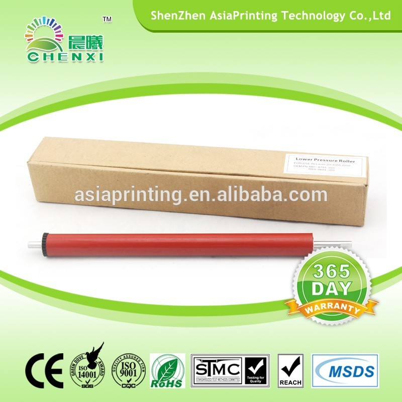 best printer parts for import compatible and new lower sleeved roller RB1-8794-000 for LaserJet 4000/4050 from Shenzhen factory