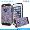 China Supplier Assorted Paisley Phone Case For iPhone 6 iPhone 6s Hybird Case