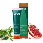 Whitening Neem Toothpaste with 5.29oz 150g Special Flavor High End Sls Free Organic Herbal Natural Neem Teeth Whitening Toothpaste with Logo