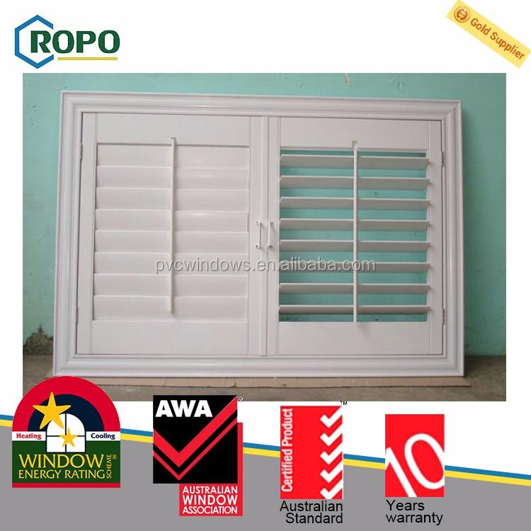 Producto caliente exterior persianas decorativas ventana con marco ...