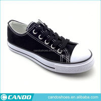 Fashion White Young Girl Canvas Shoes Girls Casual Platform Canvas Shoes