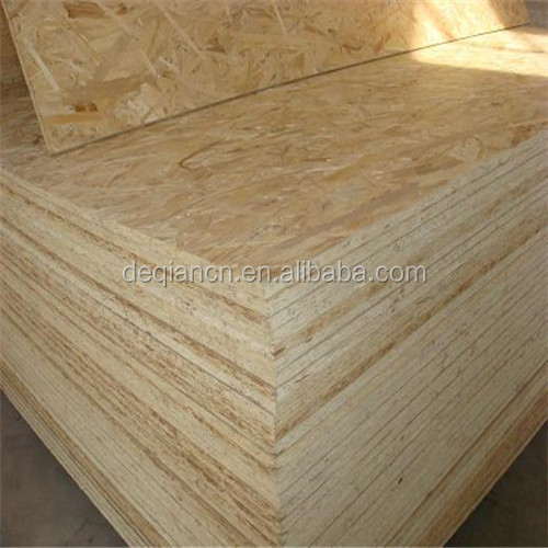 Factory direct wholesale CE certified oriented strand OSB2 board