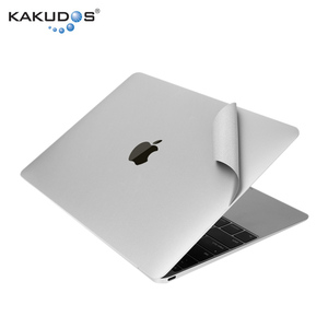 Latest Laptop Accessories 11.6 inch full body laptop skin stickers for macbook air skin