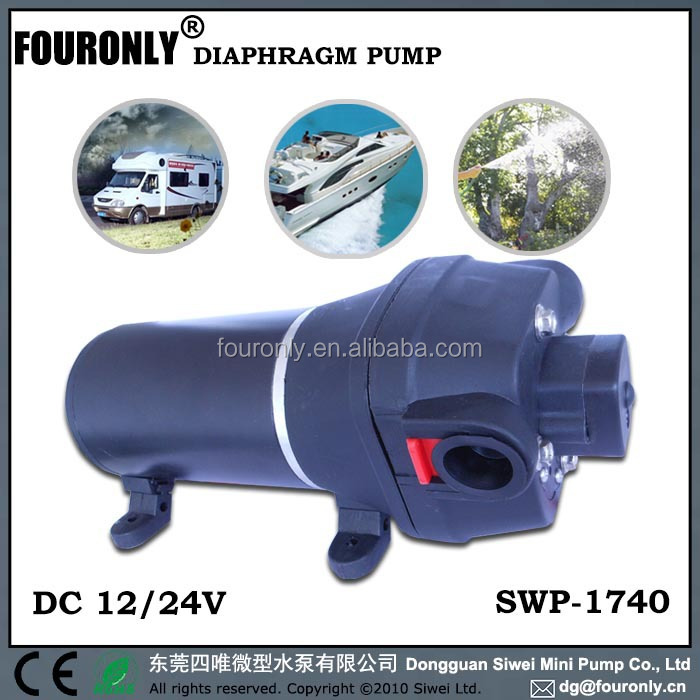 12v electric water pump for irrigation