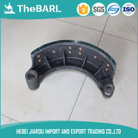 China Gucheng Jiarou TheBARL Manufacturers Wholesale High Quality freelander 1 rear brake shoe replacement For All Truck