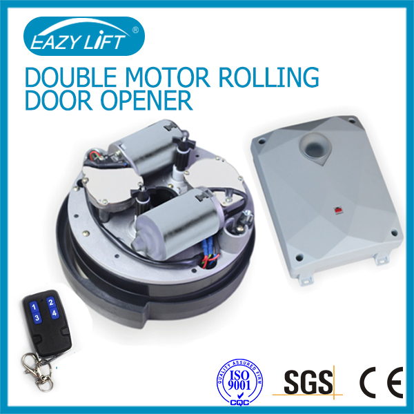 Easy Lift Double Motor Automatic Rolling Shutter Roll Up