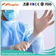 Surgical type disposable powder free AQL1.5 medical grade nitrile gloves