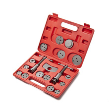 Remklauw kit van 18 stks Universele Wind Terug remklauw kit voor auto <span class=keywords><strong>reparatie</strong></span> tool