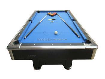 Billiard Pool Table With Led Light And Mp Player Inside Buy - Inside a pool table