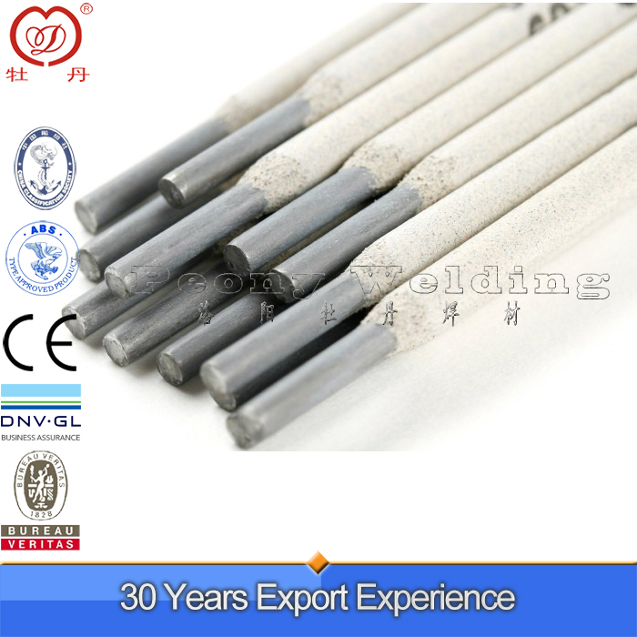 Luoyang Peony Welding Electrode AWS E6013 Welding Rods