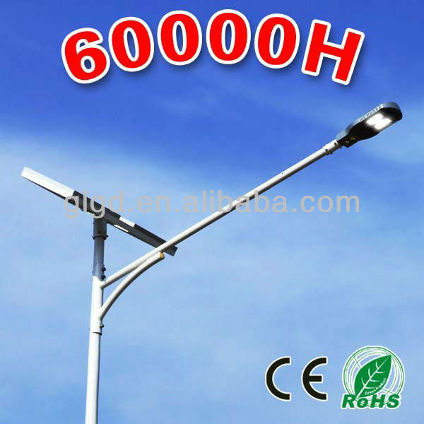 CE RoHS LED Road/Steet light 56W(60W) to Replae 150W High Pressure Sodium(HPS) Lamp,75% Energy Saving