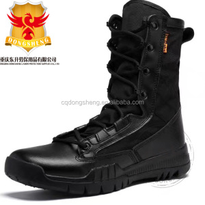 Force Military Boots Men's Tactical Shoes /Combat Genuine Leather Army Sapatos Camping/ Waterproof Sport Wear