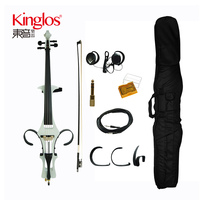 musical instrument handmade craft professional electric cello cello made in china DSDT-1802