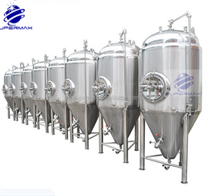 Hot Sales Stainless Steel Beer Fermenter Tank/Fermentation Vessel/Stainless Conical Fermenter