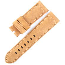 24 мм итальянский Retrol коровья кожа ремешок для роскошных универсальных часов Ремешок Для Panerai человек для PAM браслет ручной работы инструмен...(Китай)
