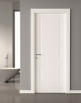 Merveilleux America And Canada Hot Selling House White Modern Interior Wood Doors  Internal