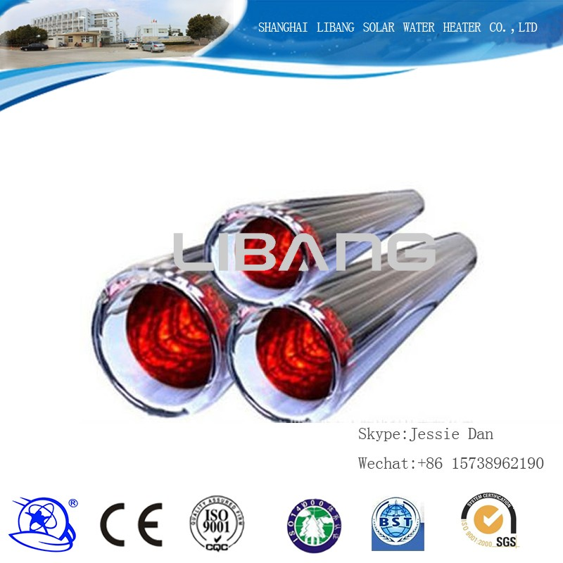 High absorption Vacuum Tubes solar water heater spare parts