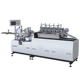 WANHE-50 Automatic high speed paper  drinking straw making machine