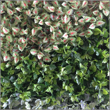 Artificielle bush plantes mur faire et vente