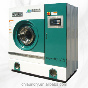 hot sale hydrocarbon 10kg dry cleaning and ironing machines