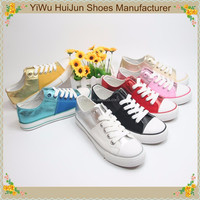 New All Star model low flat women canvas shoes