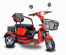 High Grade Open Body adult electric 4 wheel adult bike