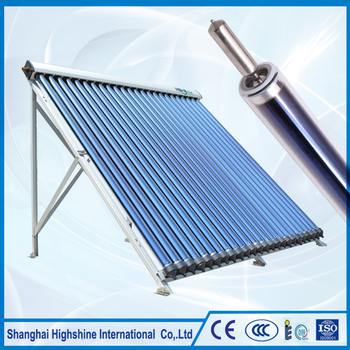 2017 hot new products air solar collector Solar Water Heaters Pressure Heat Pipe Heating Collector