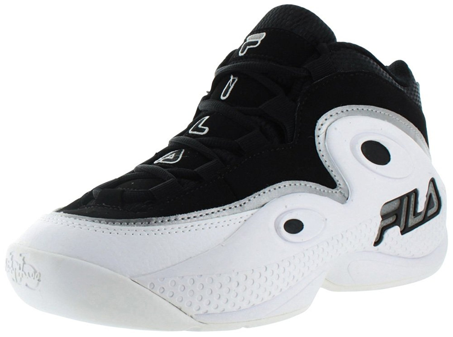 Get Quotations · Fila Grant Hill 97 Men s Retro Basketball Sneakers Shoes 7e8538a3e0c7b