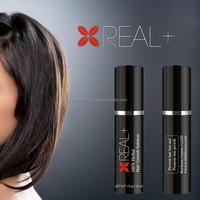 Make hair regrow back with REAL+ natural hair tonic hair growth spray serum