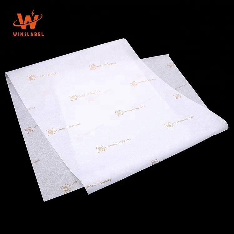 Wholesale <strong>Custom</strong> Brand Name Logo <strong>Printed</strong> Wrapping <strong>Tissue</strong> <strong>Paper</strong> for Clothing