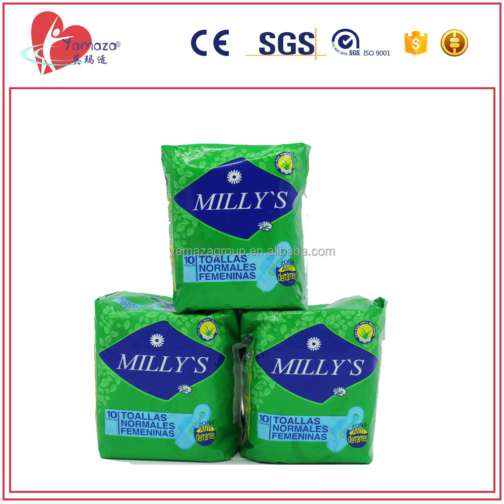 ultra thin sanitary napkin manufacturer in china