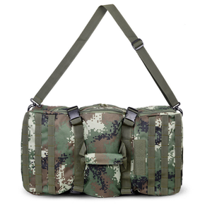Outdoor Multifunction Travel Bag Camo Equipment Backpack