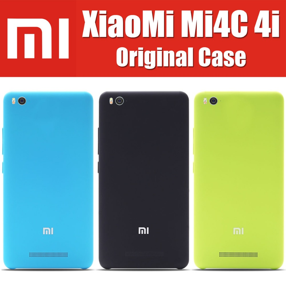 CN0922 in stock xiaomi android prince it's official original mi 4c smart  leather covers for xiaomi mi4c case mi4i anti-skid
