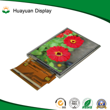 "2.8"" tft lcd dot matrix 240x320 with viewing direction 12 O'clock"