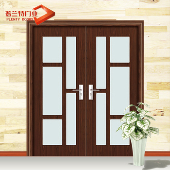 Lowes Price Exterior Bedroom Wood Cafe Double Doors - Buy Bedroom Wood  Door,Exterior,Doube Door Product on Alibaba.com
