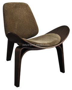 Hotel Sono shell chair/ hotel lounge area chair/hotel lobby chair - k66