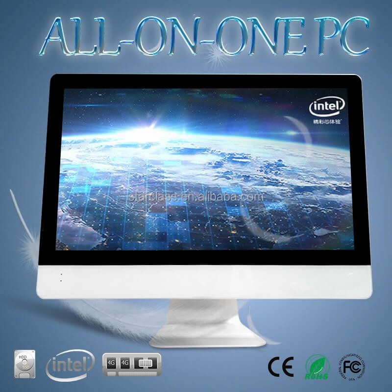 Ultra thin All in one PC 23.6 inch Intel Core i5 4GB RAM 500 GB take something Special as yours you will never ever