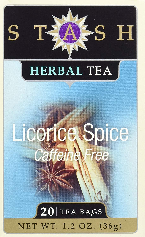 Stash Tea Tea Licorice Spice