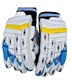 Blue And White Color Wicket Keeper Gloves