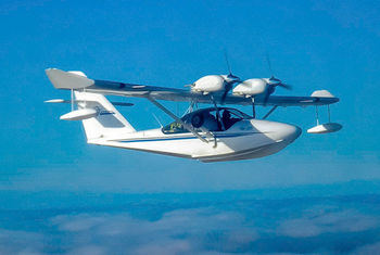 Seaplane Amphibious Che-29 - Buy Seaplane Light Aircraft Product on  Alibaba com