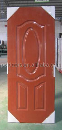 small oval American steel glass door